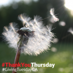 Thank You Thursday - 11 - Facebook