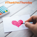 Thank You Thursday - 4 - Facebook
