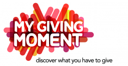 my giving moment logo